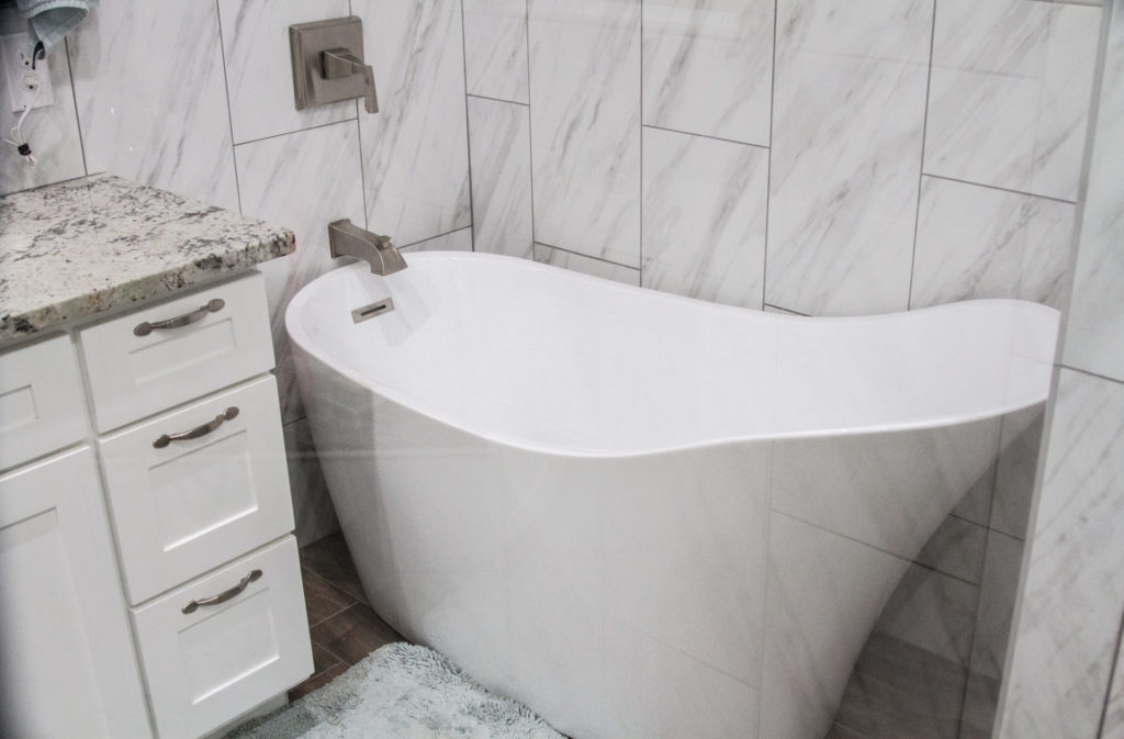 Bathroom Remodeling Soaking Tub